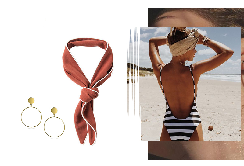 ivo blog --- summer living - choices - earrings - swimwear - stylewe1