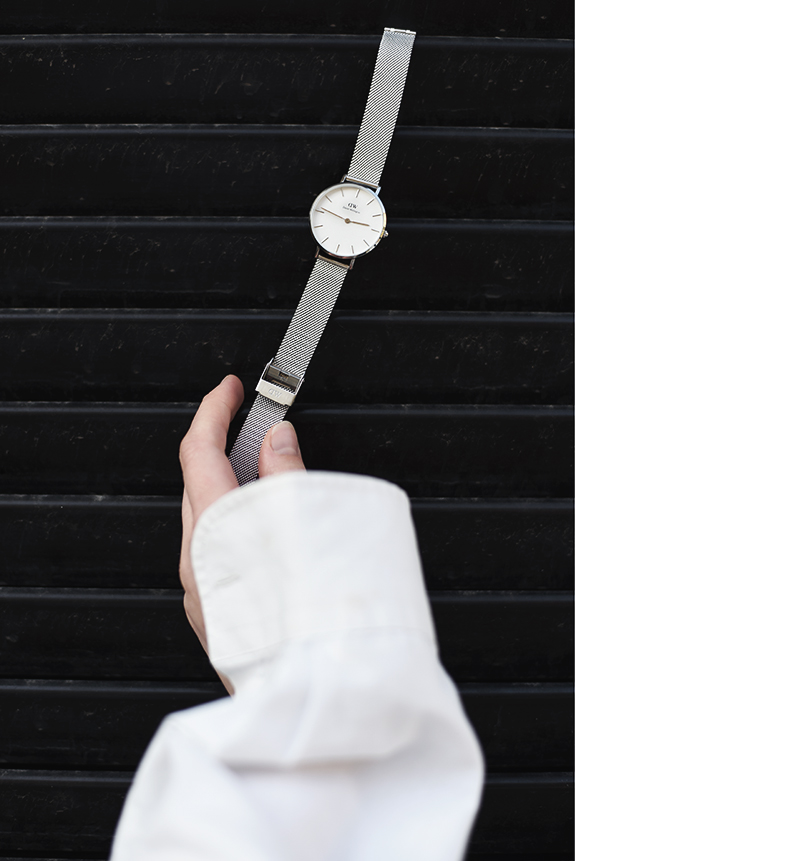 ivo blog --- daniel wellington - petite watch - new style dw - dw watch - 1