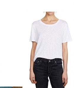 IVOBLOG --- white basic tee - basic series 08