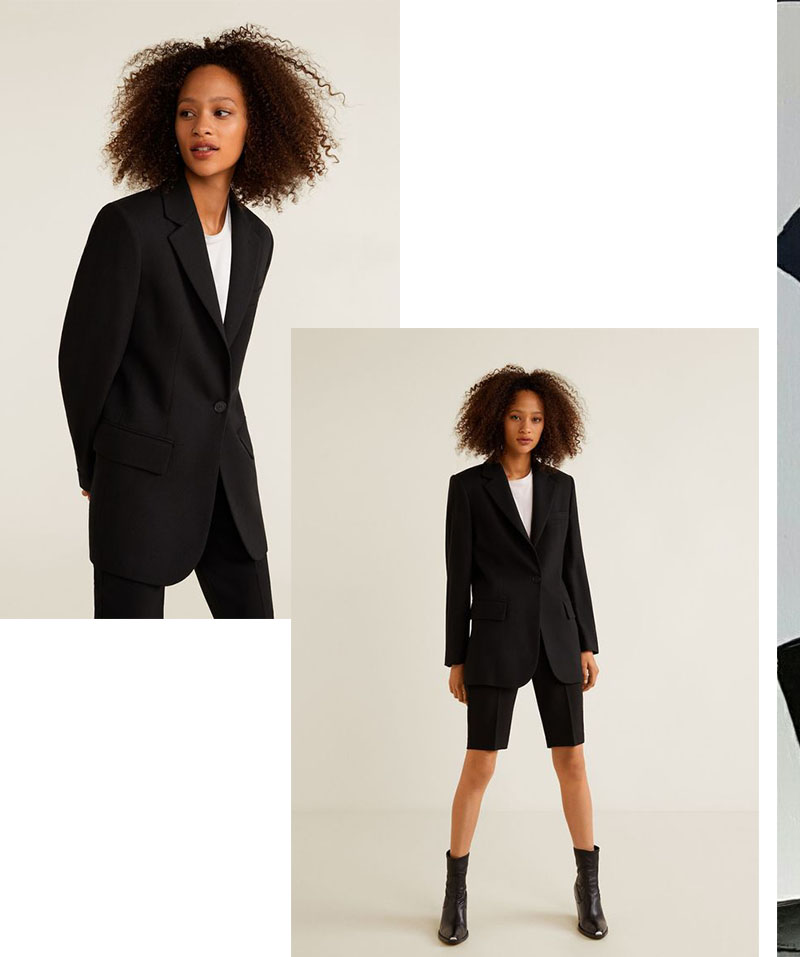 IVOBLOG --- black blazer - basic series 07