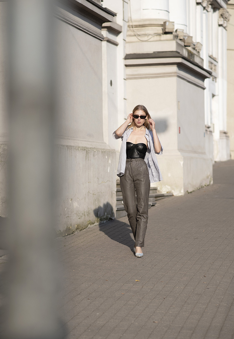 ivoblog -- leather autumn outfit 3