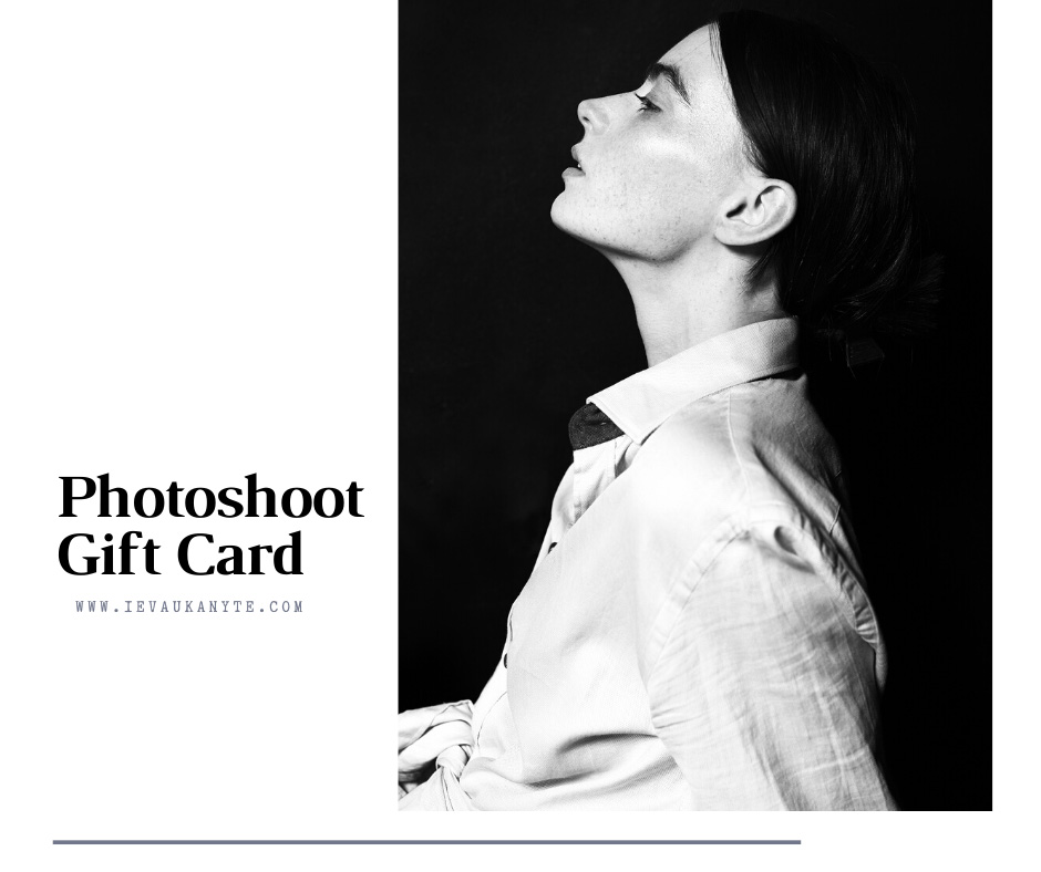 ivoblog -- christmas guift guid - photoshoot gift card
