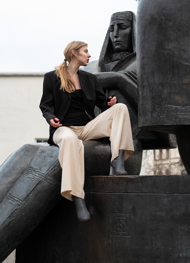 ivoblog -- oversized blazer - power suit outfit (17)