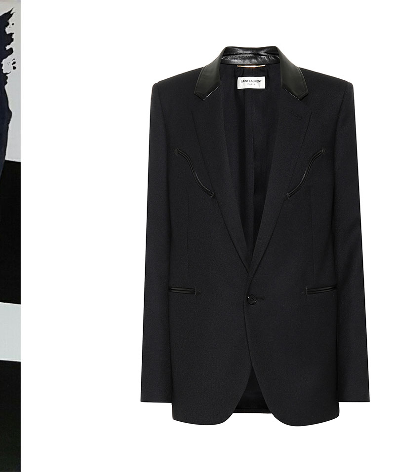 IVOBLOG --- black blazer - basic series 09