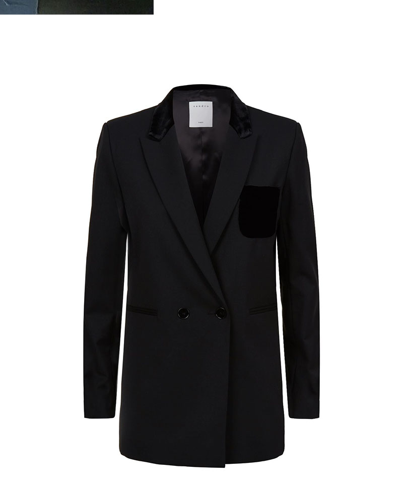 IVOBLOG --- black blazer - basic series 10