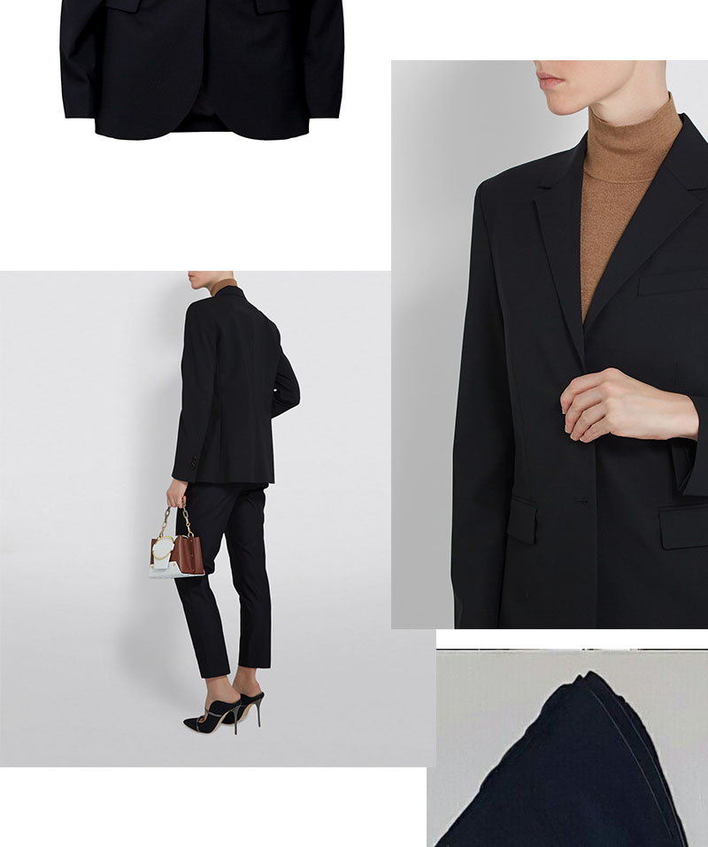 IVOBLOG --- black blazer - basic series 11