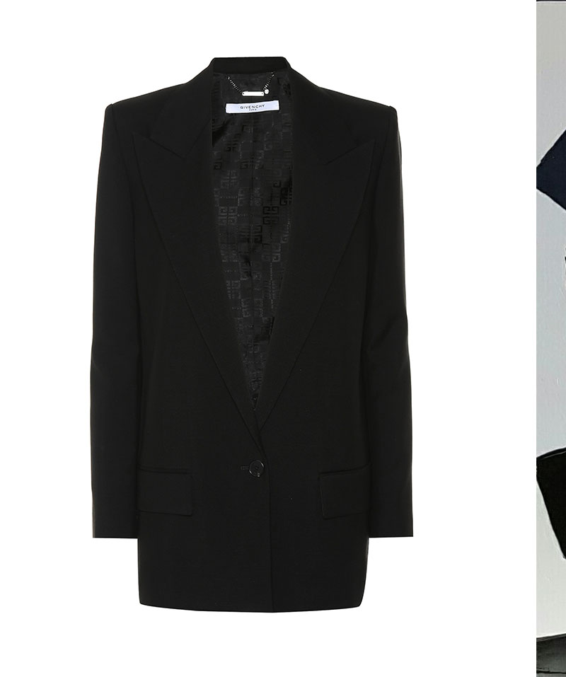 IVOBLOG --- black blazer - basic series 13