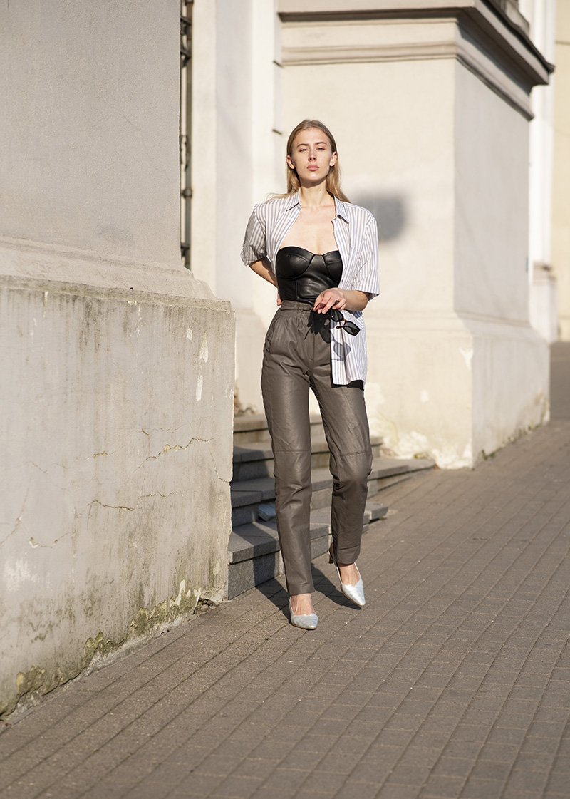 ivoblog -- leather autumn outfit 4