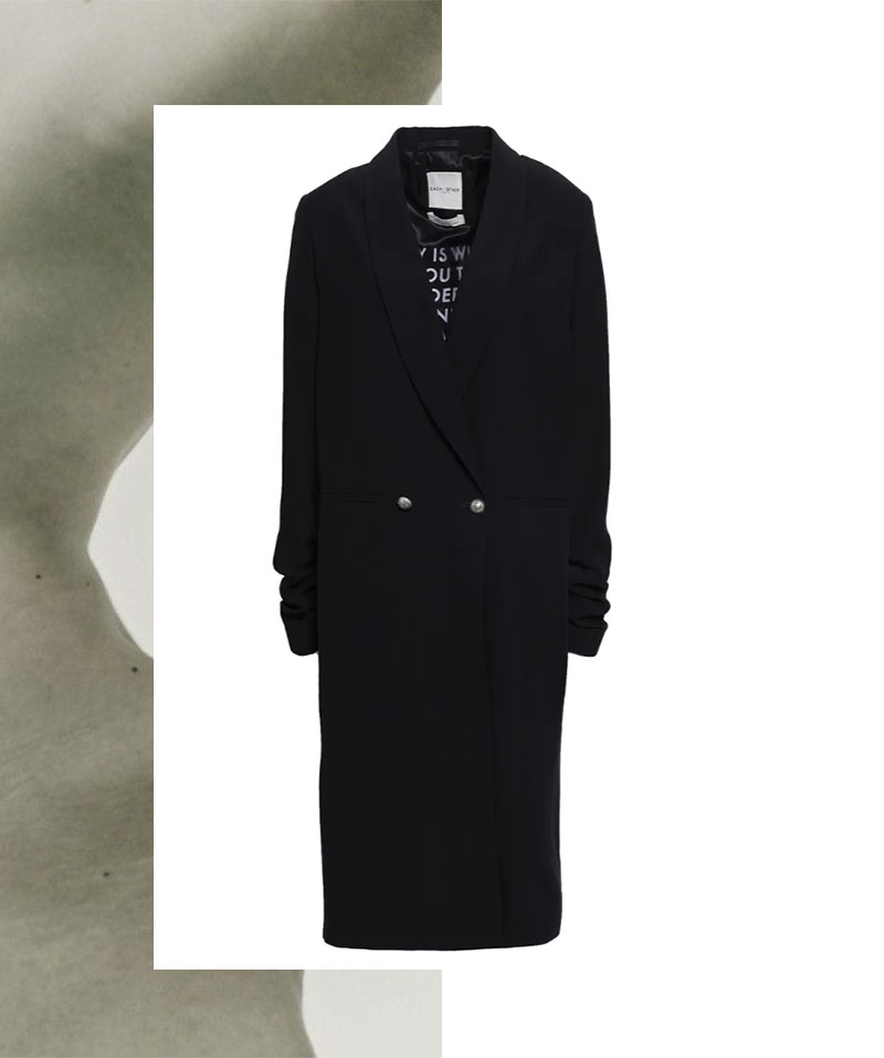 IVOBLOG --- black coat-wardrobe staples-each x other