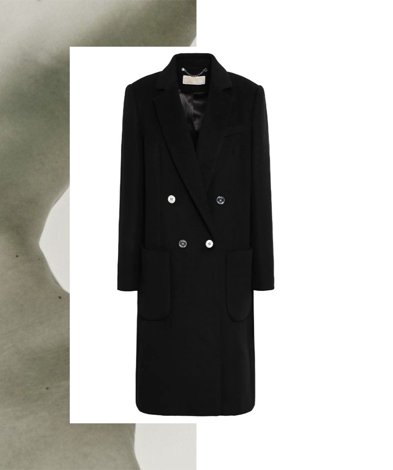 IVOBLOG --- black coat-wardrobe staples-micheal kors